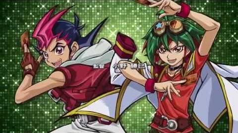 Yu-Gi-Oh! ARC-V OP 3 V3 Subbed