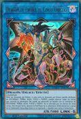 Dragón de enlace de cinco cabezas