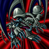 Foto dragón de cráneo negro