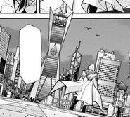 Corporación Leo (manga)