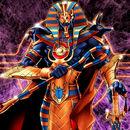 Foto espíritu del faraón