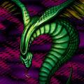 Foto serpiente siniestra