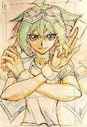 Yuya por Hiroki 9