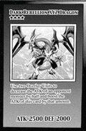 Dragón Xyz Rebelión Oscura (carta-manga)