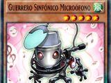 Guerrero Sinfónico Microófono