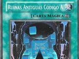 Ruinas Antiguas Código A