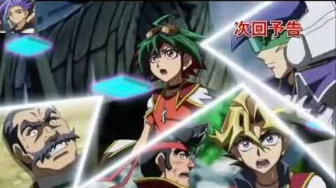 YuGiOh! Arc V - Episode 122 preview