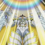 Neos Arco Iris (ilustración anime)