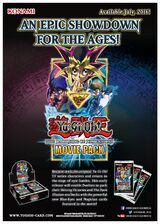 Yu-Gi-Oh! The Dark Side of Dimensions Movie Pack