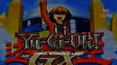 Yu-gi-oh GX Opening 1 Game On Subtitulado en Español