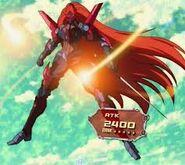 Número 12 Ninja de la Armadura de las Sombras Carmesí (anime)