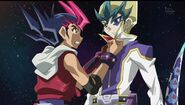 Yuma enfadado con Kite