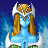 Foto duende místico