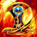 Foto emblema de destructor de dragones