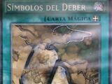 Símbolos del Deber