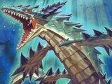 Crocodragón Voraz Archethys