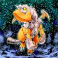 Foto dragón armado lv3