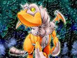 Dragón Armado LV3