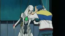 Placido punches bruno