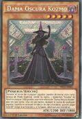 Dama oscura kozmo