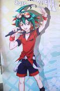 Yu-Gi-Oh! II Duel Carneval 2015 Poster de Yuya