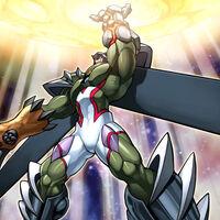 Foto héroe elemental neos magma