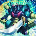 Foto samurai superpesado señor de la guerra susanowo