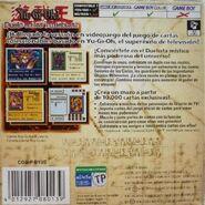 Yu-Gi-Oh! Duelo en las Tinieblas (contraportada)