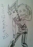 Yugi por Kagami