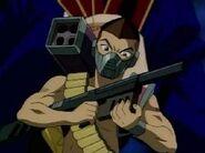 Cyber Commander Tristan