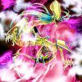 Foto dragón del espejismo