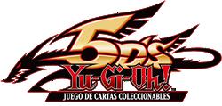 Logo yugioh jcc 5ds 250px