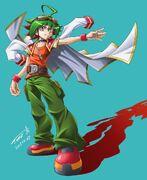 Yuya por Tomonaga 5