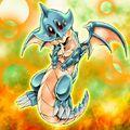 Foto dragón señuelo