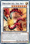 Dragón del sol inti