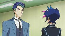 Akira y Yusaku