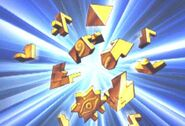 Puzzle destruido (Forbidden Memories)