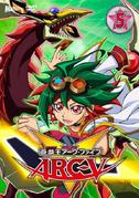 Yuya Odd Eyes Yu-Gi-Oh! ARC-V DVD 5