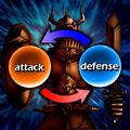 Foto escudo y espada