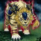 Foto ligre mascota amazoness