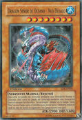 Dragón señor de océano - neo-dédalo