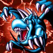 Foto dragón alado, guardián de la fortaleza 1