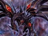 Dragón de Oscuridad de Ojos Rojos