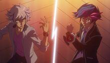 Ryoken vs Yusaku