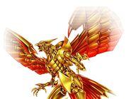 El Dragón Alado de Ra Duel Links2