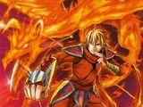Ninja del Dragón Rojo