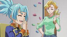 Yoko y Sora