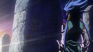 Aigami frente a monolitos