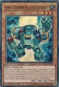 Gamma el guerrero magnético electrónico