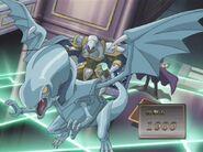 Paladin de Dragón Blanco - Invocación